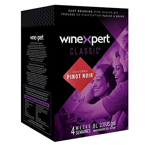 Red Pinot Noir (Vintner's Reserve) Wine Kit