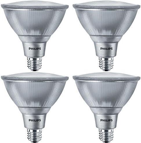 Philips LED Indoor Outdoor Dimmable PAR38 1200 Lumen 5000 Kelvin 14 Watt 120 V 120 Watt Replacement product image