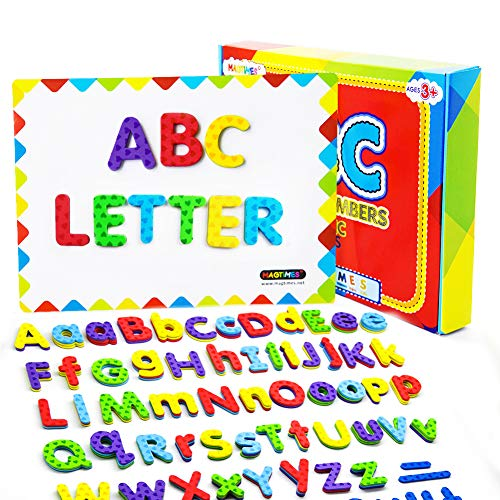 Extra $4 off Magnetic Letters and Numbers 112 Pcs Clip the Extra $4 off Coupon & add lightning deal price