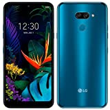"Best LG Att Smartphones - LG K50 (32GB, 3GB) 6.26"" HD+ Display, MIL-STD Review"