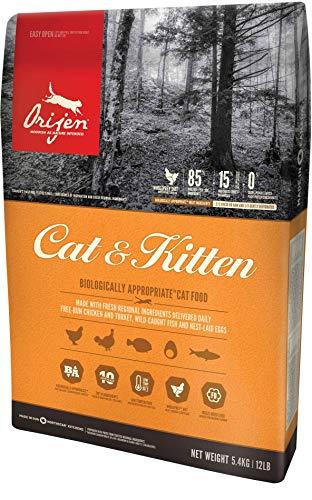 Orijen Cat & Kitten Comida gato gatito 1.8 Kg 1 Saco