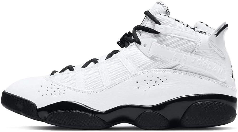 Jordan 6 Rings Mens Basketball Fashion Sneaker Dd5077-107