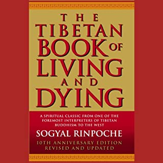 The Tibetan Book of Living and Dying cover art