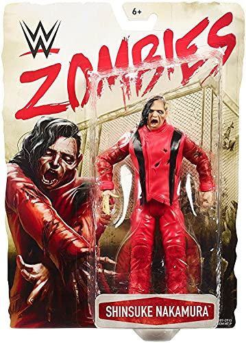 WWE Zombies - Figura Shinsuke, 15 cm