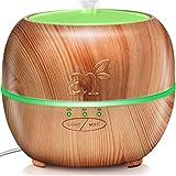 artnaturals Aromatherapy Essential Oil Diffuser – (5.0 Fl Oz / 150ml Tank) – Ultrasonic Cool Mist Aroma Humidifier - Auto Shut-Off Whisper Quiet – for Home, Office & Bedroom