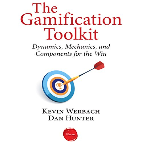 The Gamification Toolkit audiobook cover art