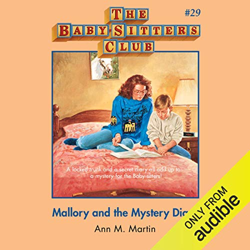 Mallory and the Mystery Diary cover art