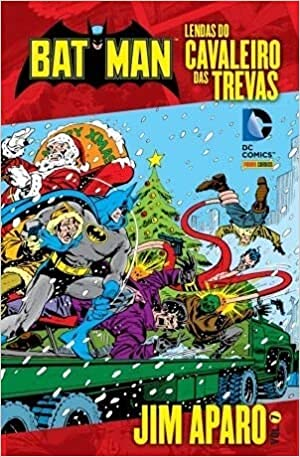 Batman - Lendas do Cavaleiros das Trevas - Volume 7 - Jim Aparo