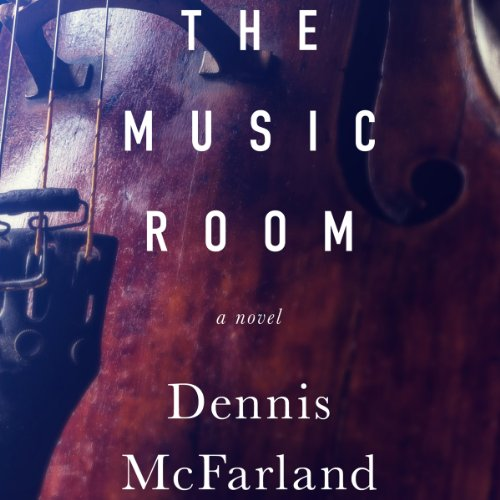 The Music Room audiobook cover art