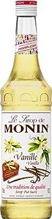 MONIN Premium Vanille Siroop 700 ml