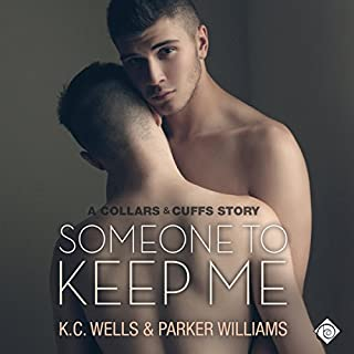 Someone to Keep Me audiobook cover art