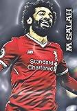 M SALAH: Liverpool Journal I Football Notebook