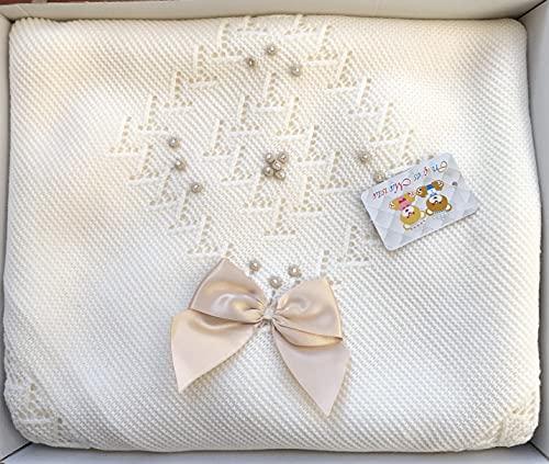 HC Enterprise,Toquilla para bebé,color blanco