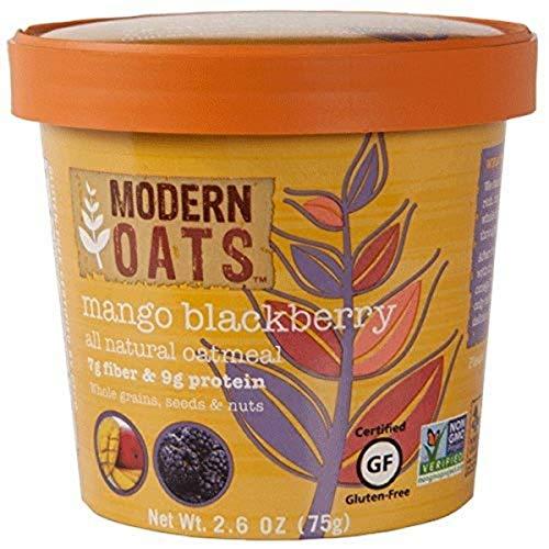 Modern Oats Mango Blackberry Oatmeal, 2.6 oz