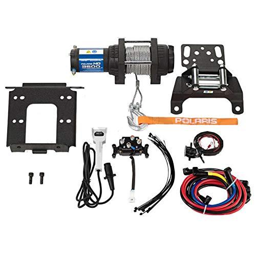 Polaris New OEM Razor RZR HD Heavy Duty 3500lb Winch Kit XP 1000, 2881671