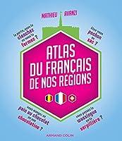 Atlas du francais de nos regions