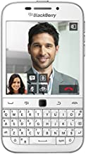 BlackBerry Classic SQC100-1 White Limited Edition (GSM Only, No CDMA) Factory Unlocked