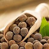 Piment ganze Körner | Nelkenpfeffer | Jamaikapfeffer | Viergewürz | Allgewürz | Gewürzkörner | Pfeffer | Zimt | Muskat | Nelken | Universal Gewürz | Premium Qualität | Frischebeutel | 1000g