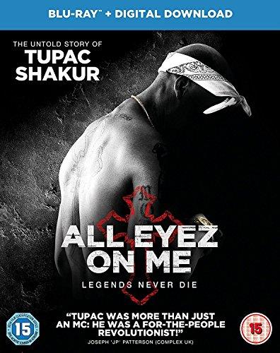 All Eyez on Me [Blu-Ray] [Region B] (IMPORT) (Keine deutsche Version)