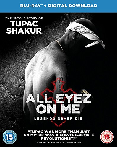 All Eyez on Me [Blu-Ray] [Region B] (IMPORT) (Keine deutsche Version)