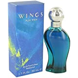 Wings Cologne by Giorgio Beverly Hills, 1.7 oz Eau De Toilette/ Cologne Spray for Men