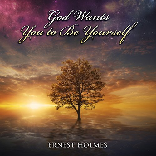 God Wants You to Be Yourself audiobook cover art