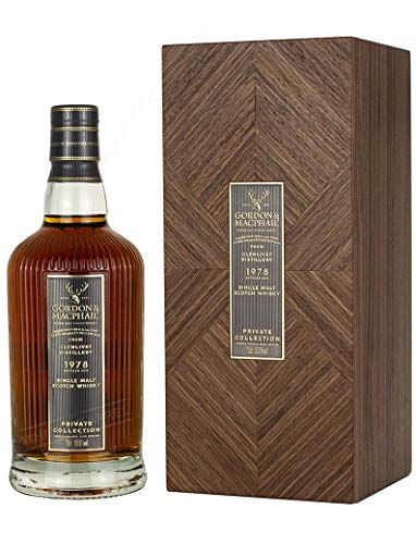 Glenlivet - Private Collection Single Cask #904401-1978 40 year old Whisky