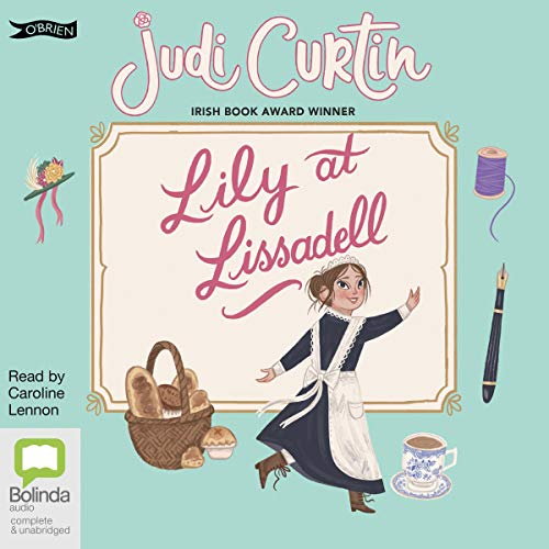 Lily at Lissadell cover art