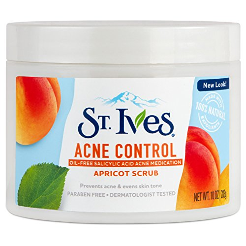 St. Ives Gentle Smoothing Face Scrub and Mask Oatmeal, ONE , 6 oz
