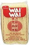Waiwai Vermicelli di Riso - 200 gr [Confezione da 20]