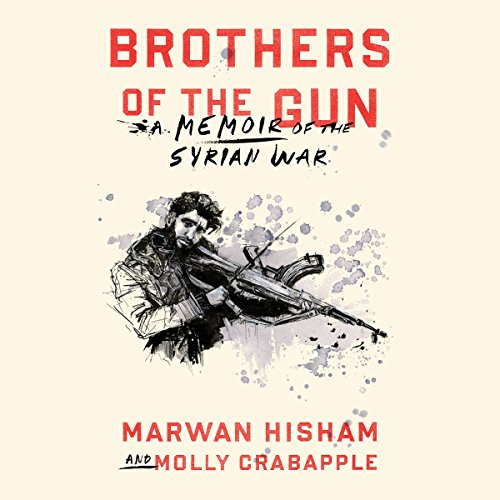 Brothers of the Gun audiobook cover art