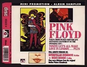 Tonite Let's All Make Love in London- Sampler by Pink Floyd (1999-12-17)