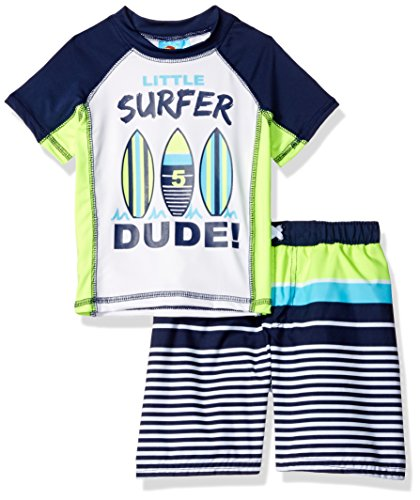 Baby Buns Boys' Toddler Surf Dude S…
