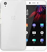 OnePlus X Case, IVSO OnePlus X Case TPU Case for OnePlus X Smartphone (White)