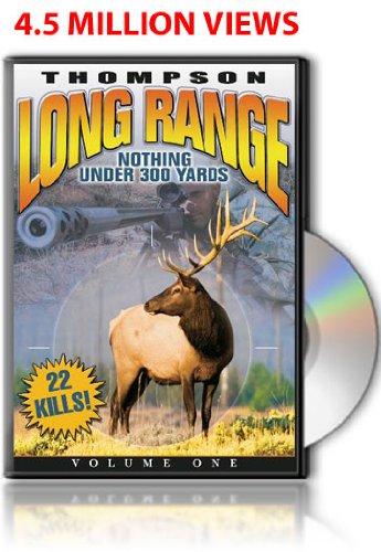 Thompson Long Range Rifle Hunting DVD ~ Antelope ~ Javelina ~ Elk ~ Deer