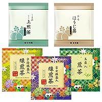 ギフト のし対応 日本茶お試しセット 夏 ブルックス BROOK'S BROOKS