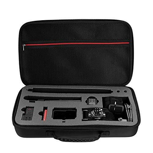 Eyglo Beschermhoes voor Insta360 ONE R Travel Carry Bag Harde koffer Opbergtas voor Camera en Accessoires