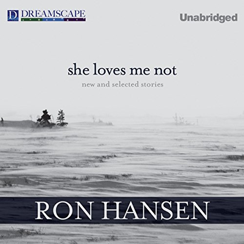 She Loves Me Not audiobook cover art