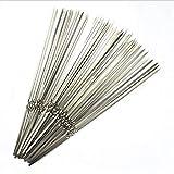 WWC Neue Lammspieße Grillschild Edelstahl Grillschild tragen Schnur Artefakt Barbecue Eisenschild...