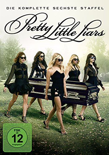 Pretty Little Liars - Staffel 6 (5 DVDs)