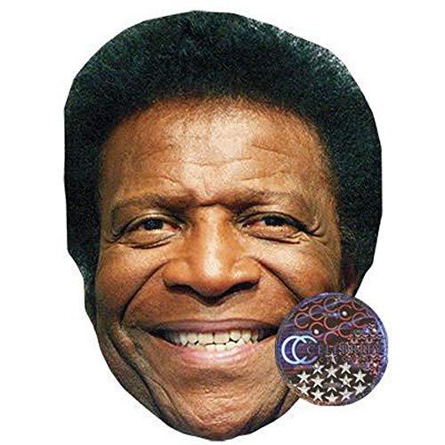 Celebrity Cutouts Roberto Blanco Maske aus Karton