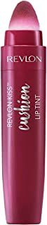 Revlon Kiss Cushion Lip Tint Lipstick, Naughty Mauve