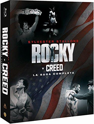 Colección Rocky/Creed Blu-Ray [Blu-ray]