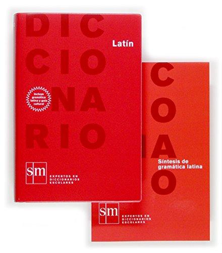 Latín. Diccionario didáctico - 9788467507379