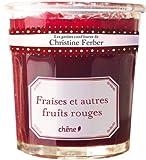 Les petites confitures de Christine Ferber - Fraise et autres fruits rouges