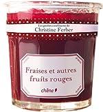 Les petites confitures de Christine Ferber - Fraise et autres fruits rouges de Christine Ferber