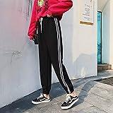 YSDSBM Mujeres Harajuku Suelto hasta el Tobillo Moda Ropa de Mujer Todo el Partido Casual Estudiantes Primavera Diario