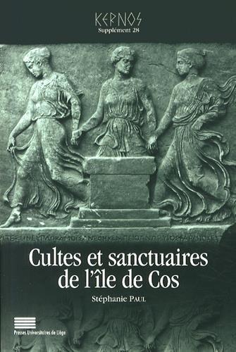 Kernos, Supplément 28 : Cultes et sanctuaires de l'île de Cosの詳細を見る