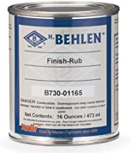 Behlen Finish-Rub
