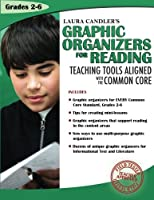 Laura Candler's Graphic Organizers for Reading, Grades 2-6: Teaching Tools Aligned With the Common Core